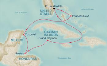 Hal Jespersens Western Caribbean Cruise - West caribbean cruise